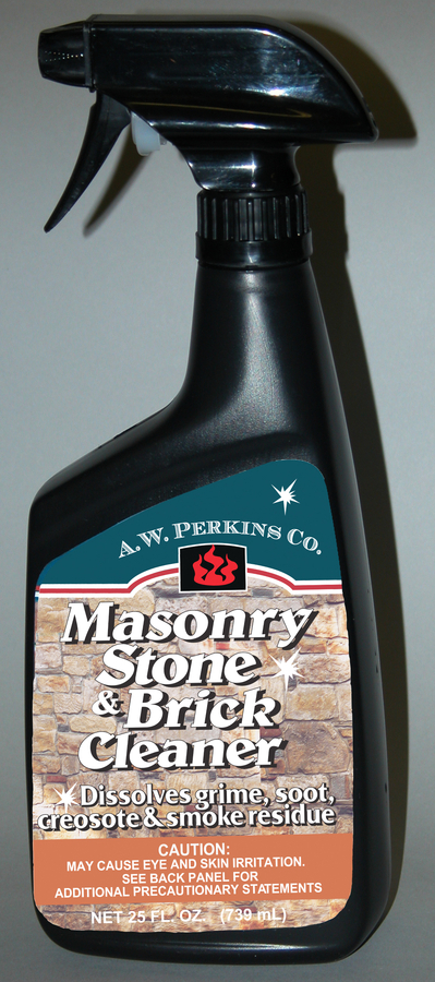 Brick and Stone Cleaner- Non Acidic- 25 fl. oz