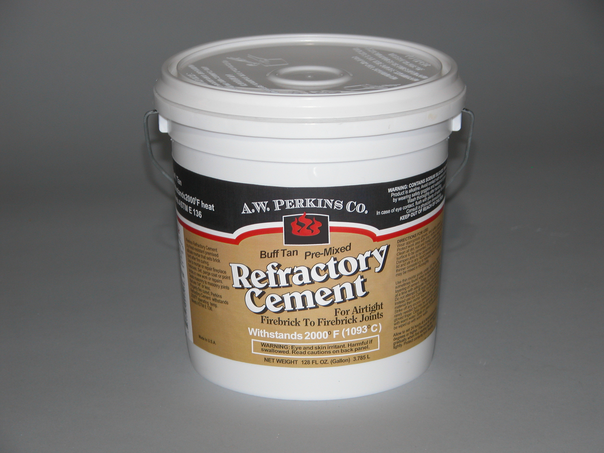 Refractory Cement-1 gallon