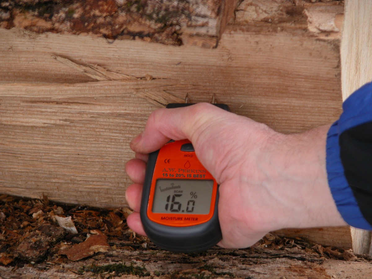 Hearth Country Firewood Moisture Meter-each