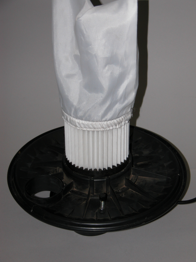 SootStop Dacron Pre-Filter for $400/401 Hearth Country Ash Vacuum