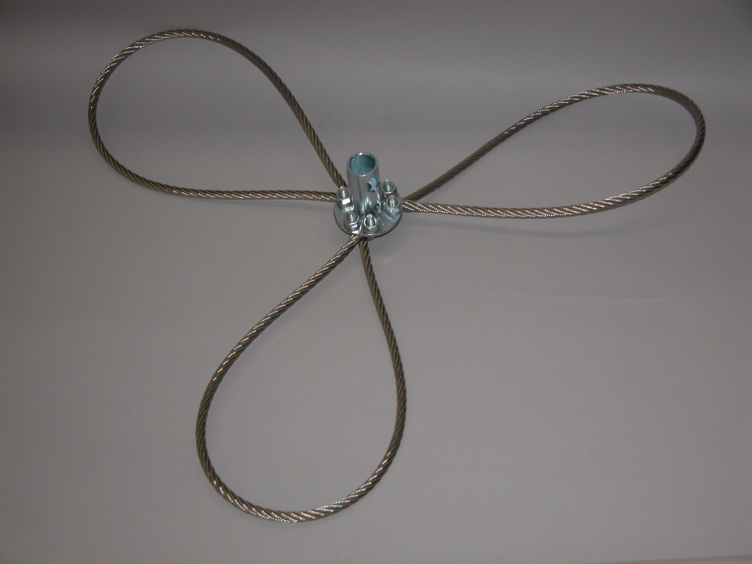 "7257 X-Large Cable Loop Whip, 30"" diameter"