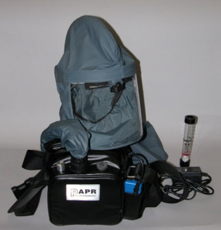 9801A PAPR Powered Air Purifying Respirator