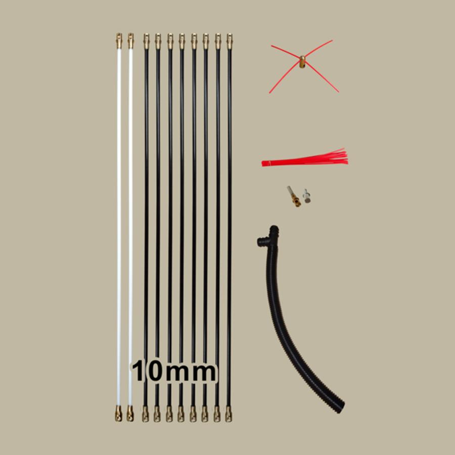 Rodtech 10mm Mini Click Kit