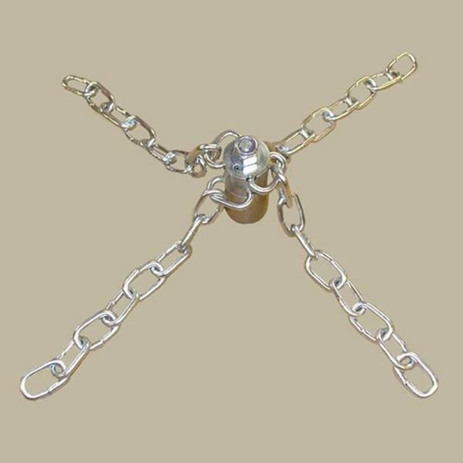 Click Chimney Tar Remover Chain Whip